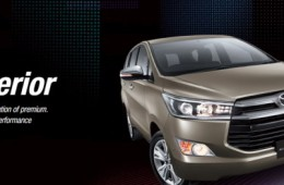 6 Alasan Kenapa Memilih Toyota Innova Reborn 2017