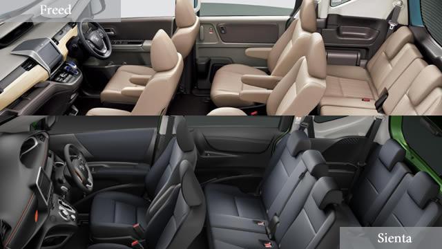perbedaan seat-Freed-dan-Sienta