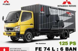 Mengenal Truk Colt Diesel FE 74 L